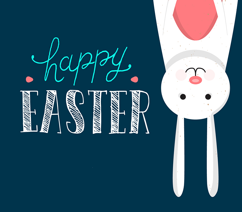 Happy Easter – No Meeting